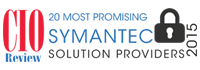 20 Most Promising Symantec Solution Providers - 2015